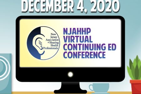 2020 NJAHHP Virtual Hearing Conference